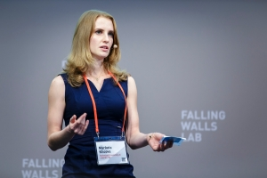 Interview: Falling Walls Lab Czech Republic 2018 winner - Markéta Klíčová